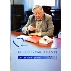 Landsbergis Vytautas - Europos parlamente VIII