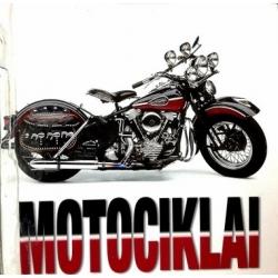 Valeria Manferto, Enzo De Fabianas, Rizo - Motociklai