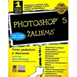 Maklelandas D. - Photoshop 5 žaliems