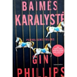 Phillips Gin - Baimės karalystė