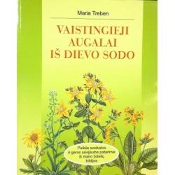 Treben Maria - Vaistingieji augalai iš Dievo sodo