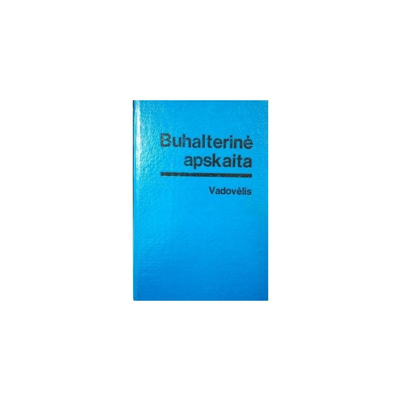 Mackevičius Jonas - Buhalterinė apskaita
