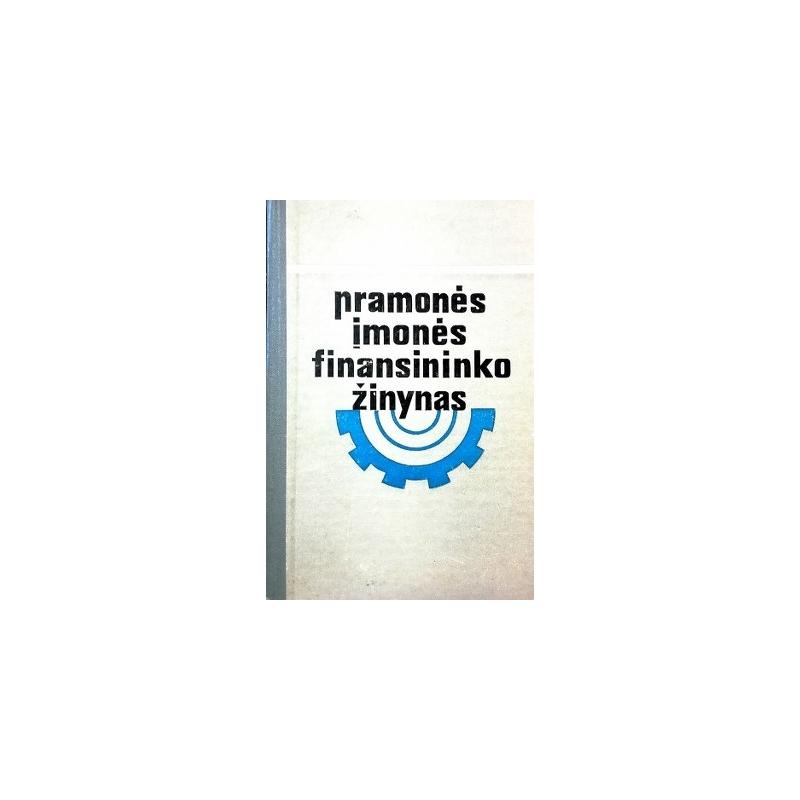 Pramonės įmonės finansininko žinynas