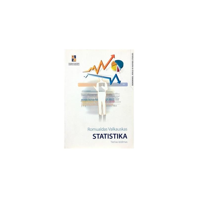 Valkauskas Romualdas - Statistika: trečias leidimas