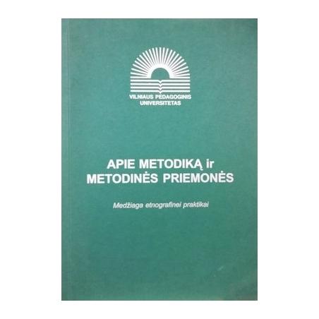 Mardosa J. - Apie metodiką ir metodinės priemonės