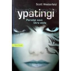 Westerfeld Scott - Ypatingi