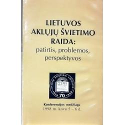Bričkutė S. ir kt. - Lietuvos aklųjų švietimo raida: patirtis, problemos, perspektyvos