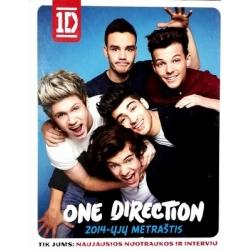 One Direction: išdrįsk svajoti