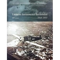 Asevičius V. ir kt. - Lietuvos kariuomenės karininkai 1918-1953 (3 tomas)