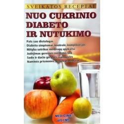 Nuo cukrinio diabeti iki nutukimo