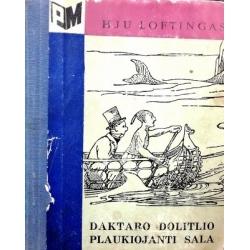 Lofting Hugh - Daktaro Dolitlio plaudiojanti sala