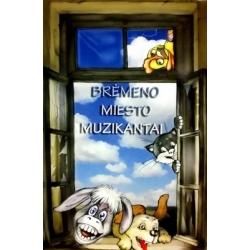 Sasnauskas Valdas - Brėmeno miesto muzikantai