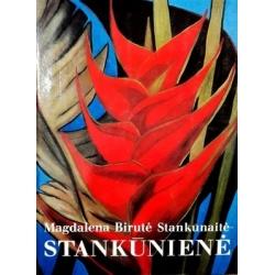 Magdalena Birutė Stankūnaitė-Stankūnienė - Albumas: Tapyba, grafika, mozaika, piešiniai