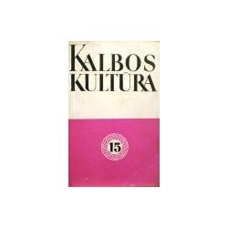 Kalbos kultūra 1968/15