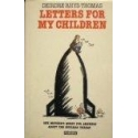 Rhys -Thomas Deidre - Letters for my children