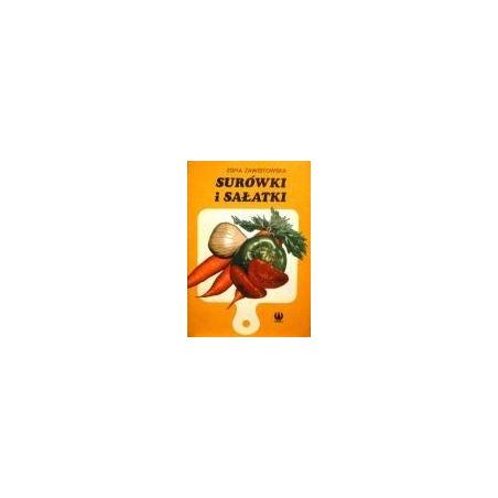 Zawitowska Zofia - Surowki i salatki