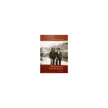 Knezevičienė Ona - Pedagogės prisiminimai (1 dalis)