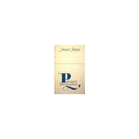 Stepšys Juozas - Poezijos socialumas