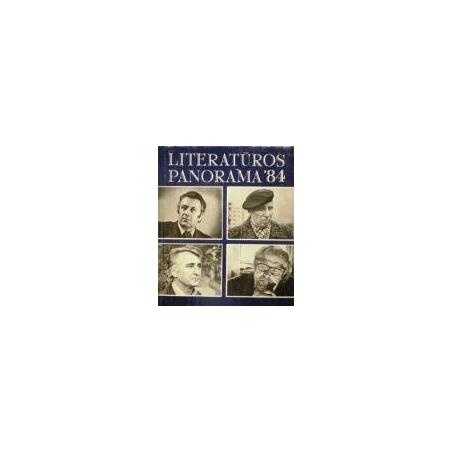 Valionis Arvydas - Literatūros panorama 84