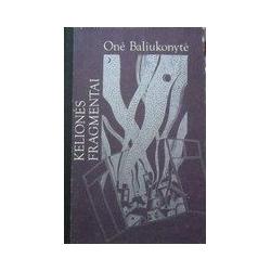 Baliukonytė Onė - Kelionės fragmentai
