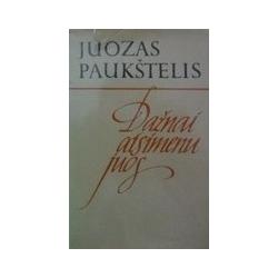 Paukštelis Juozas - Dažnai atsimenu juos