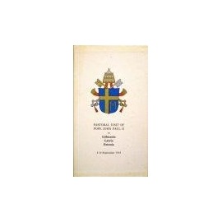 Pastoral visit of Pope John Paul II to Lithuania, Latvia, Estonia