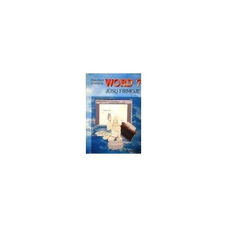 Stanaitis Česlovas - Word 7 jūsų firmoje