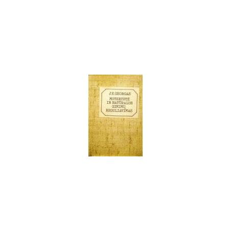 Georgas J. E. - Moterystė ir natūralus gimimų reguliavimas