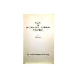 Černius Rimas - Namų ir artimiausios aplinkos žodynėlis