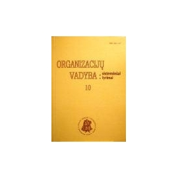Organizacijų vadyba: sisteminiai tyrimai (10 knyga)