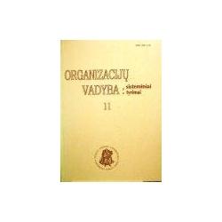 Organizacijų vadyba: sisteminiai tyrimai (11 knyga)