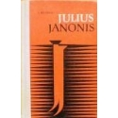 Būtėnas Julius - Julius Janonis