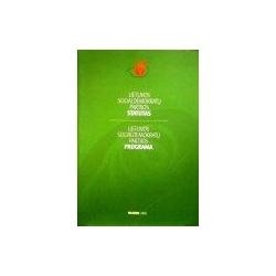 Lietuvos socialdemokratų partijos statutas / programa