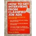 Elderkin Kenton - How to get interviews from classified job ads