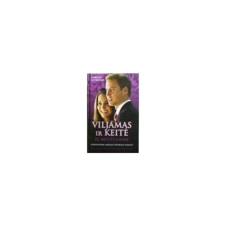 Džobsonas Robertas - Viljamas ir Keitė. Jų meilės sakmė