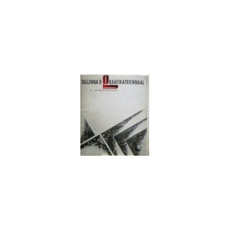 Хайн Ю. - II Таллинское триенале графики (21 репродукция)