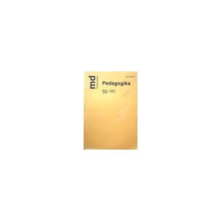 Pedagogika 2001/50