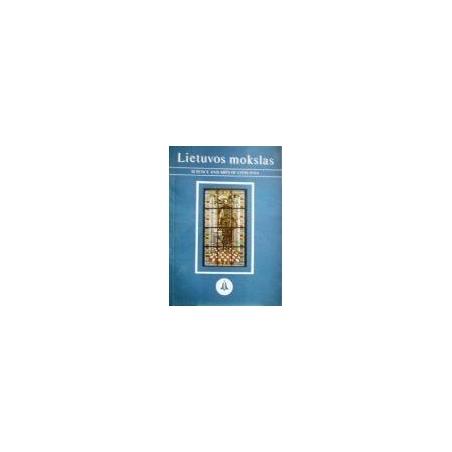 Liekis Algimantas - Lietuvos mokslas (3 tomas, 6 knyga)
