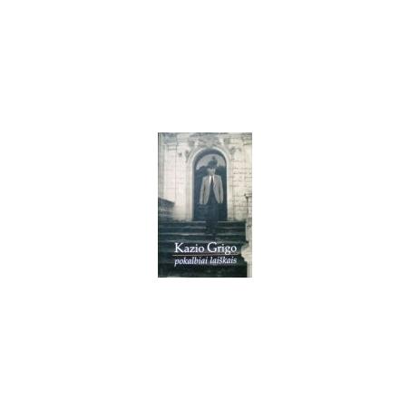 Grigienė Judita - Kazio Grigo pokalbiai laiškais