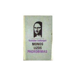 Lešburgas Vinfridas - Monos Lizos pagrobimas