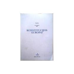 Sutartis dėl konstitucijos Europai: projektas