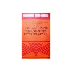 Glebova V. - Socialistinė ekonominė integracija