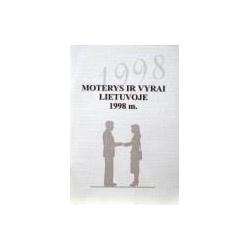 Moterys ir vyrai Lietuvoje 1998
