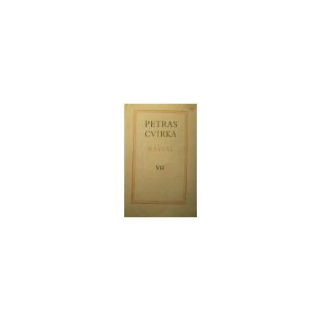 Cvirka Petras - Raštai (VII tomas)