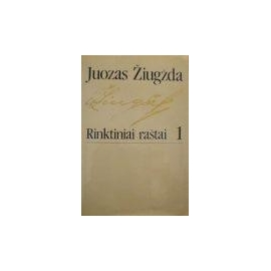 Žiugžda Juozas - Rinktiniai raštai (2 tomai)