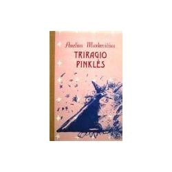 Markevičius Anelius - Triragio pinklės