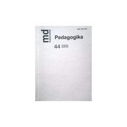 Pedagogika. Mokslo darbai. Nr. 44