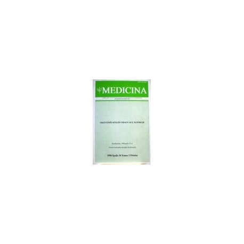 Medicina 1998 (34 tomas)