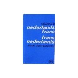 Nederlands - Frans, Frans - Nederlands standaard klein woordenboek