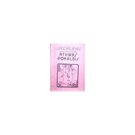 Andrejevas J. - Atviras pokalbis